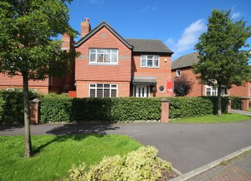 Thumbnail 4 bedroom detached house for sale in Highland Drive, Buckshaw Village, Chorley