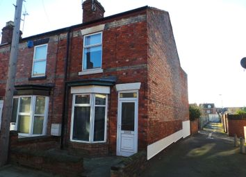 Thumbnail 2 bed end terrace house to rent in Etherington Street, Gainsborough