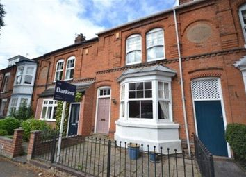 Thumbnail 3 bed terraced house to rent in Holbrook Road, South Knighton, Leicester