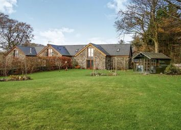 Thumbnail 3 bed barn conversion for sale in Llys Trefor Barns, Llandsadwrn, Menai Bridge, Anglesey