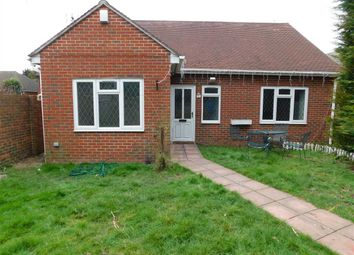 Thumbnail 4 bed bungalow to rent in Barn End Lane, Wilmington, Dartford