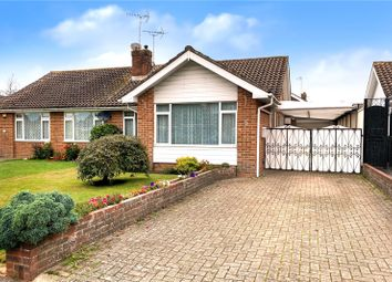 Thumbnail 2 bed bungalow for sale in Chantryfield Road, Angmering, West Sussex
