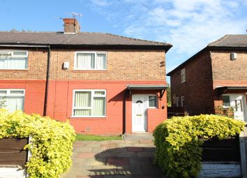 Thumbnail 2 bed semi-detached house for sale in Gorse Crescent, Stretford, Manchester