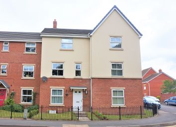Thumbnail 3 bed town house for sale in Bell Lane, Walsall