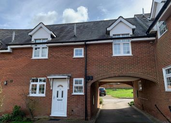 Thumbnail 3 bed terraced house for sale in Mowsley Road, Husbands Bosworth, Lutterworth