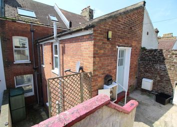 Thumbnail 1 bed terraced house for sale in Cornfield Terrace, St. Leonards-On-Sea