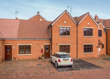 Thumbnail 3 bedroom terraced house for sale in Manor House Close, Wilford, Nottingham