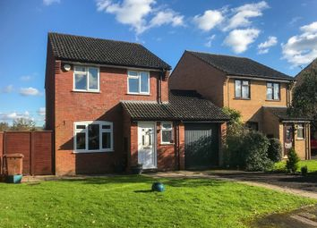 Thumbnail 3 bed detached house for sale in Oak Drive, Cullompton