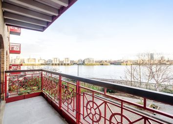 Thumbnail 2 bed flat to rent in Trafalgar Court, Wapping Wall, London