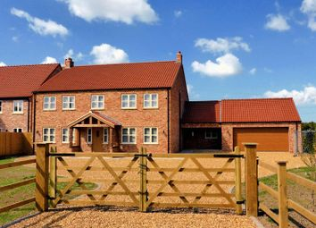 Thumbnail 4 bed country house for sale in Begdale Road, Elm, Cambridgeshire