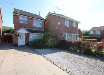 Thumbnail 3 bed detached house to rent in Tollemache Drive, Leighton, Crewe