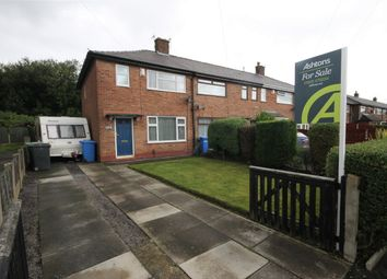 Thumbnail 2 bed end terrace house for sale in Windermere Avenue, Warrington