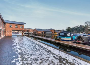 Thumbnail 1 bed flat for sale in Diglis Dock Road, Worcester