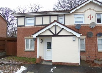 Thumbnail 2 bed flat for sale in Stonehaven Crescent, Cairnhill, Airdrie, North Lanarkshire