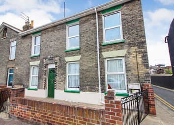 Thumbnail 3 bed end terrace house to rent in Russell Road, Great Yarmouth