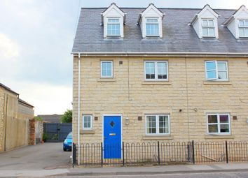 Thumbnail 4 bed semi-detached house for sale in Church Hill Terrace, Church Hill, Sherburn In Elmet, Leeds