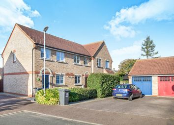 Thumbnail 2 bed terraced house for sale in Brenda Gautrey Way, Cottenham, Cambridge