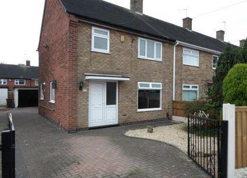 Thumbnail 3 bed end terrace house for sale in Bridgnorth Drive, Clifton, Nottingham, Nottinghamshire