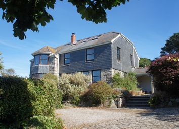 Thumbnail 4 bed detached house for sale in Lower Trevurvus, Ashton