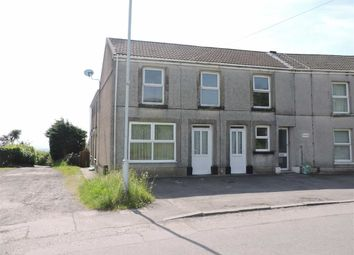 Thumbnail 3 bed end terrace house for sale in Cefn Road, Bonymaen, Swansea