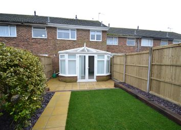 Thumbnail 3 bed terraced house to rent in Torridge Close, Worthing