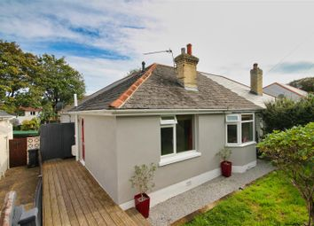 Thumbnail 3 bed semi-detached bungalow for sale in Library Road, Parkstone, Poole