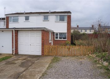 Thumbnail 2 bed end terrace house for sale in Tulip Tree Close, Swindon