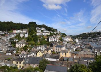Thumbnail 3 bed end terrace house for sale in Topview, Chapel Ground, Looe, Cornwall