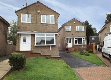 Thumbnail 4 bedroom detached house for sale in Thanes Close, Huddersfield, West Yorkshire