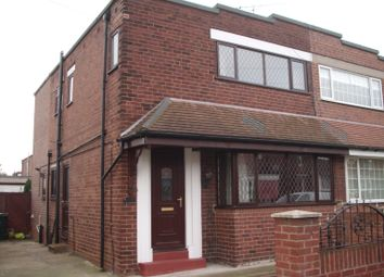 Thumbnail 4 bedroom semi-detached house to rent in Stanley Road, Doncaster