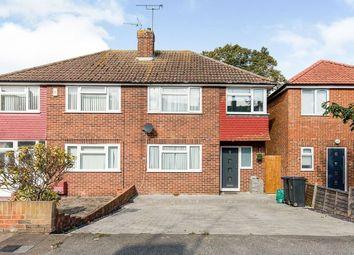 Upper Dumpton Park Road, Ramsgate CT11. 3 bed semi-detached house