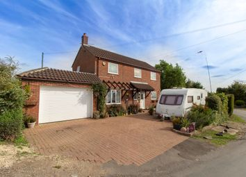 Thumbnail 3 bed detached house for sale in Common Lane, Southery, Downham Market