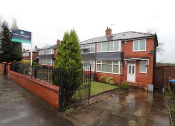 Thumbnail 3 bed semi-detached house for sale in Lancaster Road, Salford, Greater Manchester