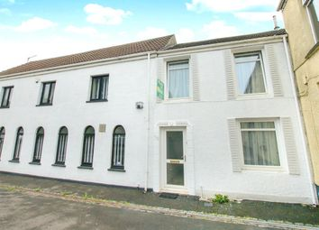 Thumbnail 4 bed terraced house for sale in Martin Street, Morriston, Swansea