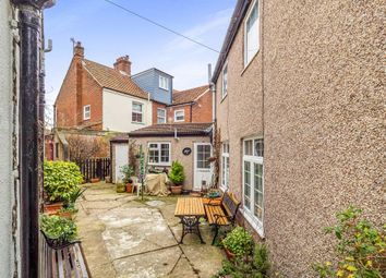 Thumbnail 2 bedroom terraced house for sale in Chapel Street, Cromer
