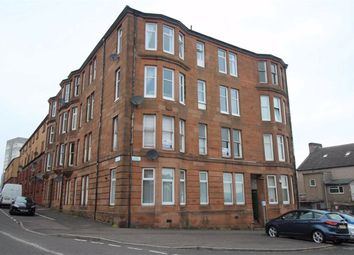 Thumbnail 1 bedroom flat for sale in Bank Street, Greenock