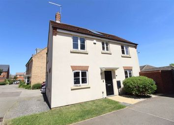 Thumbnail 3 bed detached house for sale in Middleton Road, Daventry
