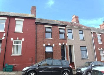 Thumbnail 3 bedroom property to rent in Phyllis Street, Barry Island, Barry