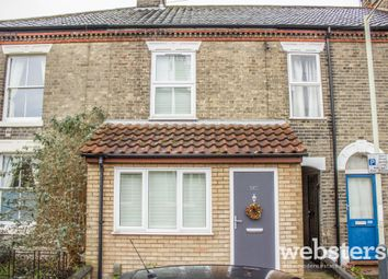 Thumbnail 3 bedroom end terrace house for sale in Bury Street, Norwich