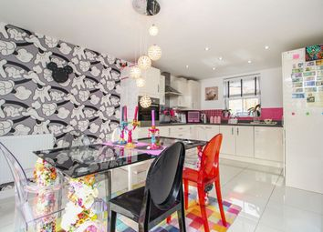 Thumbnail 3 bed semi-detached house for sale in Edith Avenue, Great Denham, Bedford