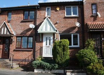 Thumbnail 2 bed terraced house to rent in Orchard Close, Plymouth