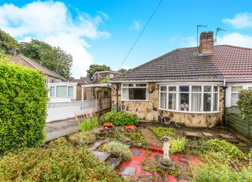 Thumbnail 2 bed semi-detached bungalow for sale in Church Lane, Meanwood, Leeds