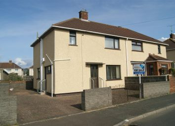 Thumbnail 3 bed semi-detached house for sale in Marine Drive, Sandfields, Port Talbot