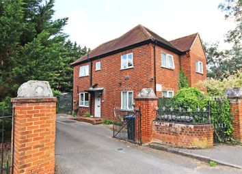 Thumbnail 3 bed detached house for sale in Green Lane, Addlestone, Surrey