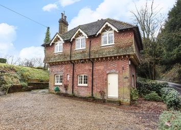 Thumbnail 3 bed semi-detached house for sale in Park Cottages, South Harting, Petersfield
