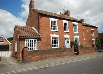 Thumbnail 5 bed detached house for sale in Main Street, Farnsfield, Nottinghamshire