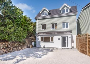 Thumbnail 4 bed detached house for sale in Ayr, St.Ives, Cornwall