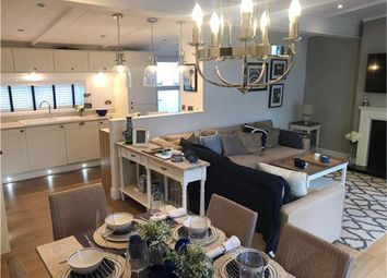 Thumbnail 3 bed mobile/park home for sale in Prestige Hampton Lodge, White Cross Bay Holiday Park, Troutbeck Bridge, Windermere