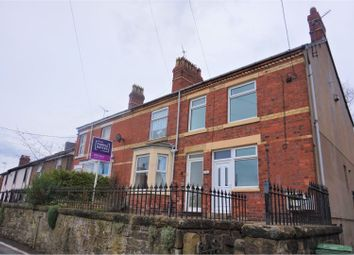 Thumbnail 2 bed end terrace house for sale in Bottom Road, Summerhill