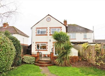 Thumbnail 4 bed semi-detached house to rent in Main Road, East Lyng, Taunton